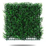 Muro Verde Artificial Boxus Arrayan Verde Largo