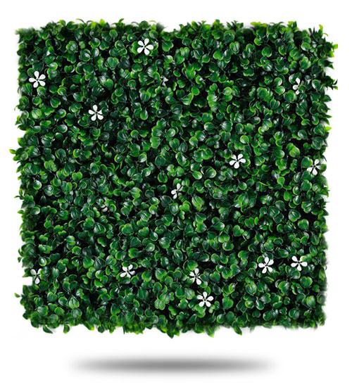 Muro Verde Artificial Follaje Jasmine