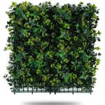 Muro Verde Artificial Follaje Tropical Mixto