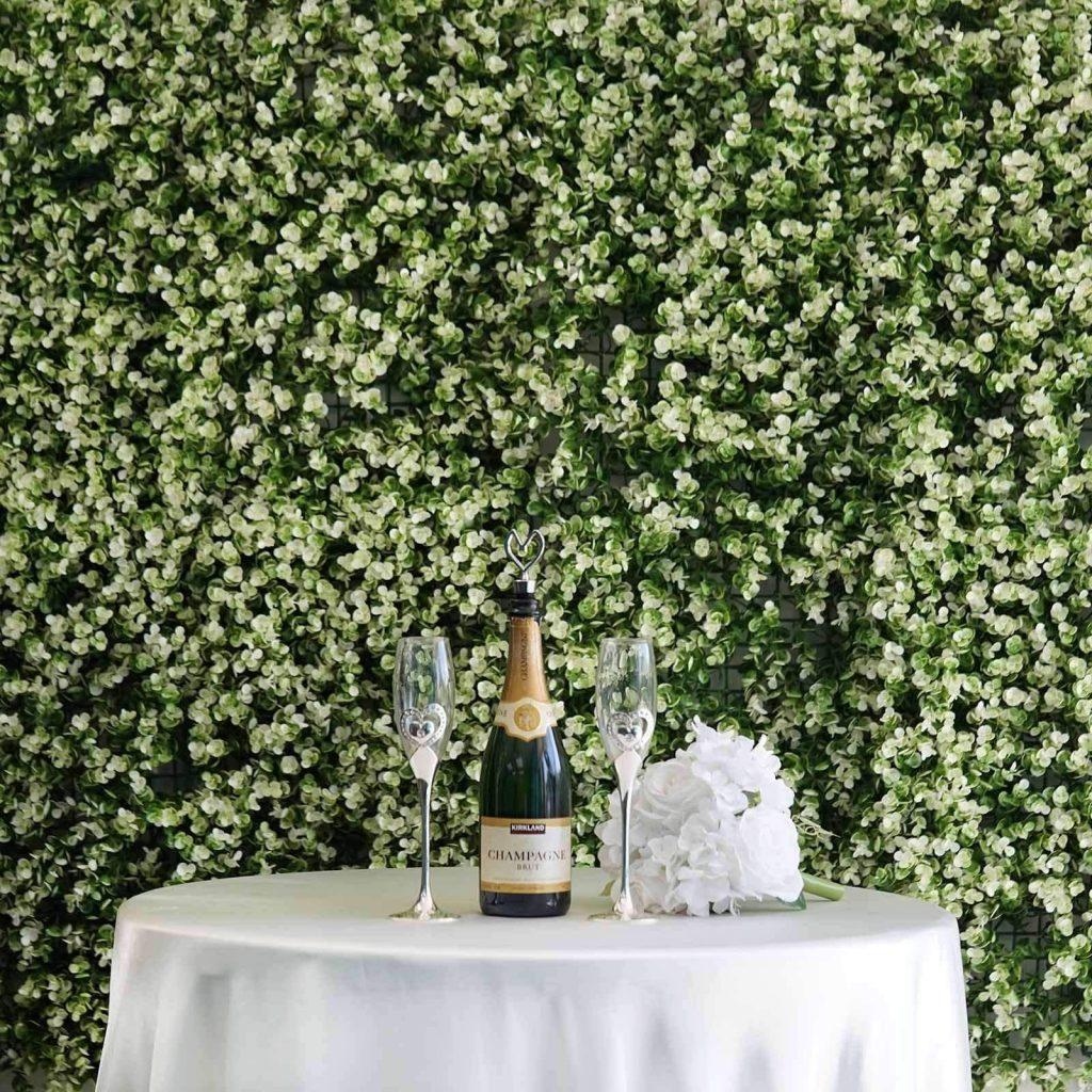 muro verde artificial precio blanco